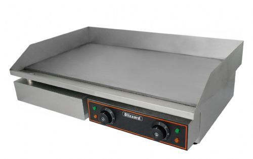 Blizzard Catering Double flat top griddle BG2A